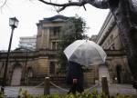 日本央行按兵不动 对经济乐观