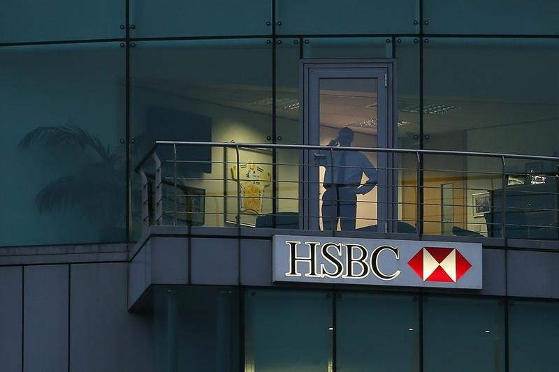 HSBC Swiss Unit to Pay $329 Million in Belgian Tax