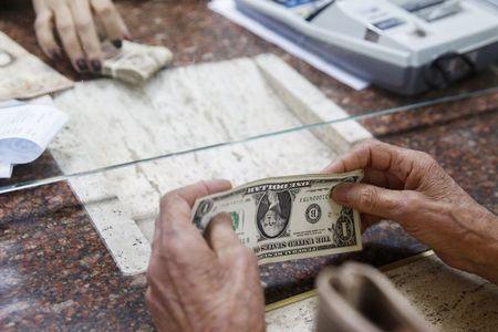 Cotação do dólar em relação às moedas latino-americanas