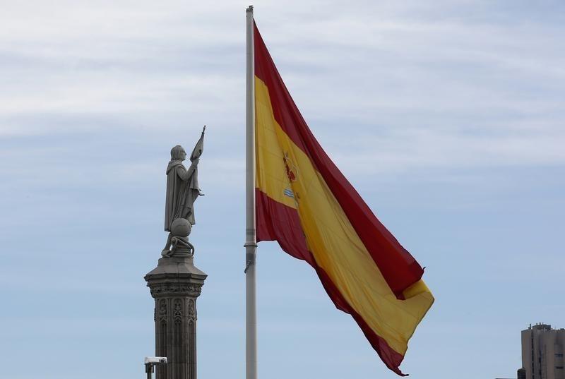 © Reuters.  Axesor eleva la previsión de crecimiento de España al 2,9 % en 2018