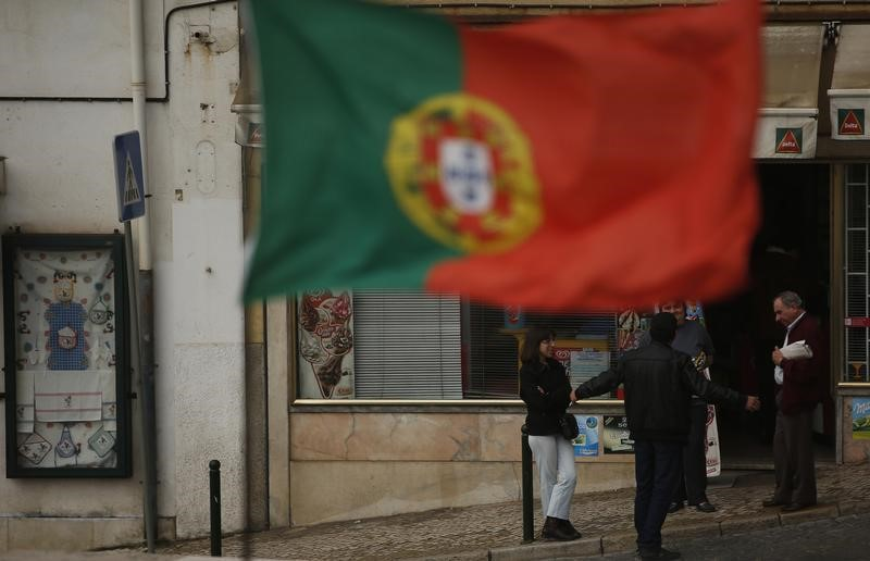 © Reuters.  Portugal stocks higher at close of trade; PSI 20 up 0.76%