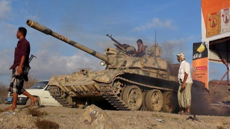 Suudi öncülüğündeki koalisyon Yemen'in Hodeyda liman kentinin kuzeyine