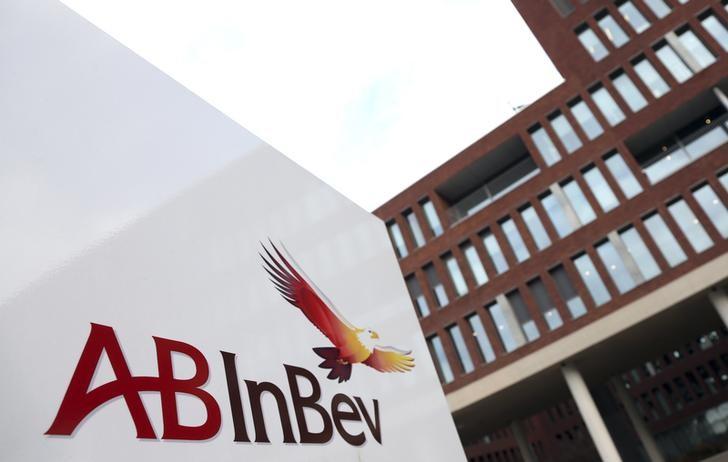 © Reuters.  AB InBev considera IPO parcial de seus negócios na Ásia