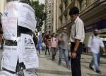 Número de desempregados em Portugal dispara 34% em Outubro face ano anterior