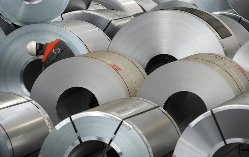 © Reuters.  Departamento de Comércio dos EUA conclui investigação sobre importações de aço