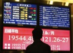 GLOBAL MARKETS-Asia stocks set for small gains as U.S. advances fiscal stimulus