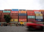 UPDATE 1-Canada trade deficit unchanged; exports and imports both drop