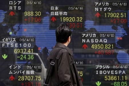 아시아 시장에는 혼합으로 마감하였습니다. 니케이 0.69% 아래로.