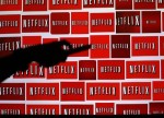 NewsBreak: Netflix Sinks, CEO Says Upcoming Competition Will Be Tough