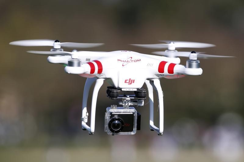 BRIEF-Drone Delivery Canada Awarded Its First U.S. Patent For Its Prop
