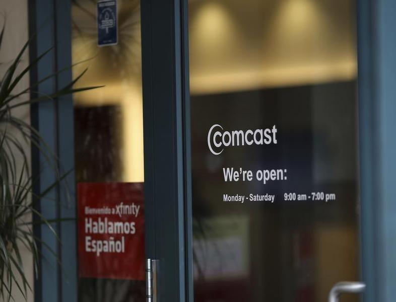 © Reuters. TiVo wins set-top box patent case against Comcast