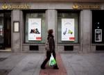 Santander, único peso pesado en rojo en un Ibex que cae un 0,20 %
