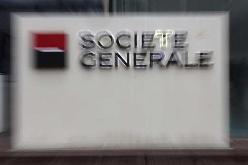 El banco Société Générale gana un 4,2 % más en los nueve primeros meses