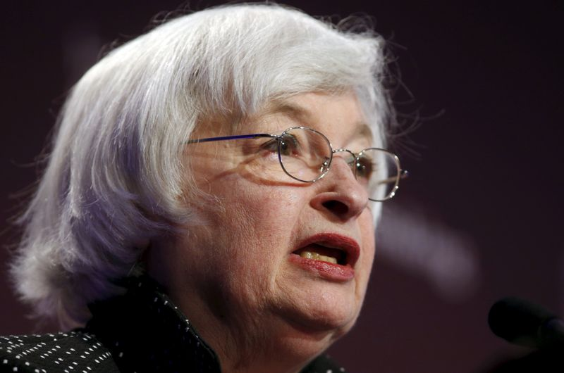 S&P 500 Falls After Yellen Triggers Rate Hike Jitters