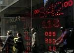 Peso mexicano se aprecia tras cuatro sesiones a la baja