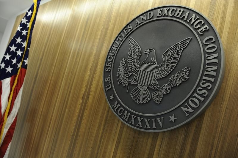 © Reuters.  Volcker Rule Changes Move Forward After SEC Votes on Overhaul