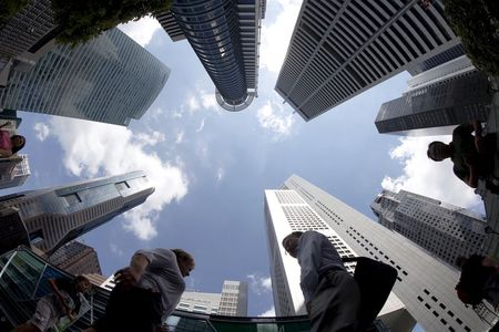 新加坡股市收低;截至收盘新加坡海峡时报指数下跌0.32%
