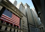 U.S. stocks lower at close of trade; Dow Jones Industrial Average down 0.22%