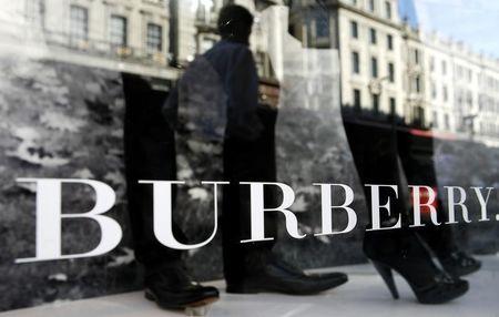 Burberry Group Q4 실적, 수익 에상치보다 저조