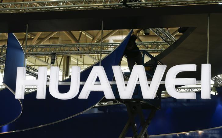 FIRMEN-BLICK-Huawei sichert sich rund 60 Verträge zum 5G-Ausbau Von Re