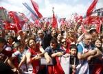 Gericht setzt türkischen Oppositionellen Berberglu auf freien Fuß