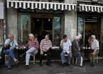 Grecia: disoccupazione stabile al 25,00%