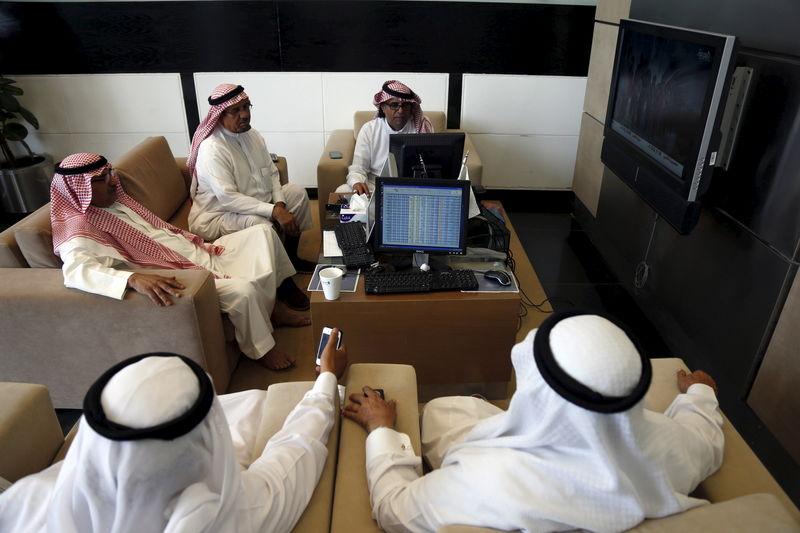 © Reuters.  Las bolsas de valores de Emiratos Árabes Unidos cerraron con caídas; el General Dubai perdió un 0.03%