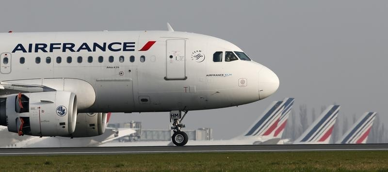 StockBeat: Air-France-KLM Drags Airlines Down on Overcapacity Fears By