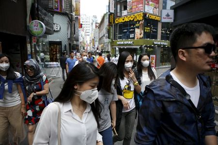 South Korea's Exports Slump Again as Pandemic Drags On
