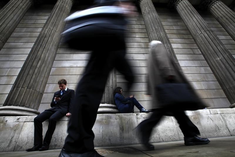 Kingman Is U.K. Treasury Top Choice for BOE Governor, Mail Says