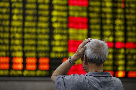 Chứng khoán Châu Á theo bước Phố Wall giảm điểm trước báo cáo về việc làm của Mỹ