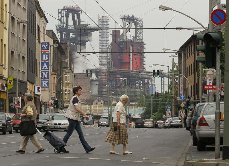 © Reuters.  ROUNDUP 2: Altmaiers Balanceakt im Gas-Streit zwischen Kiew und Moskau