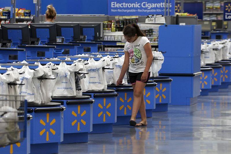 Stocks - Micron, Walmart Rise Premarket; Carnival Falls