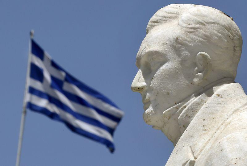 © Reuters.  Grecia, Eurogruppo discuterà misure fine bailout in giugno