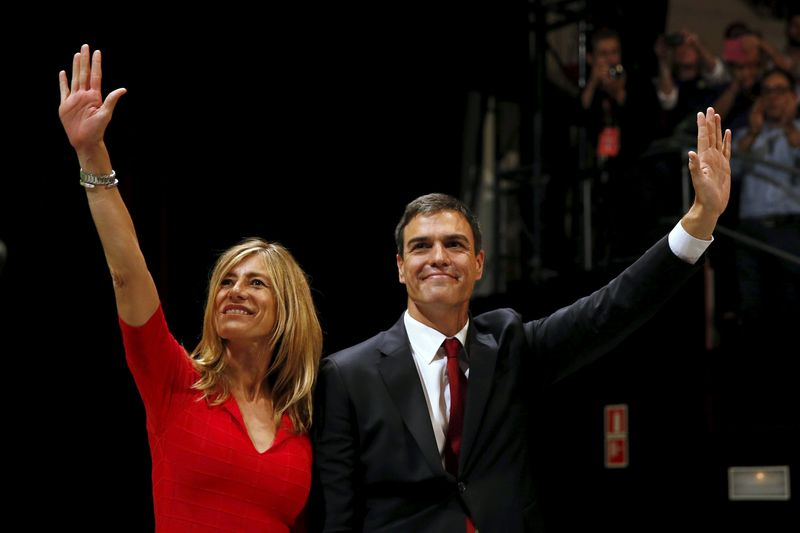 © Reuters.  Spain's Sanchez Taps Technocrat Calvino to Run Economic Policy