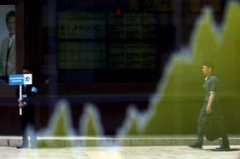 © Reuters.  日経平均は大幅上昇