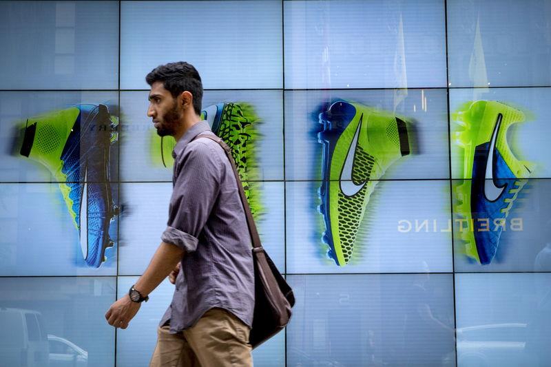 7 Kennzahlen aus dem ersten Quartal von Nike | The Motley
