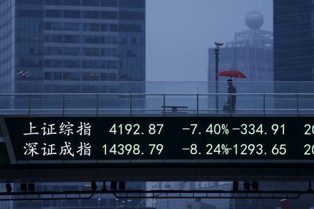 مؤشرات الأسهم في الصين تباينت عند نهاية جلسة اليوم؛ شنغهاي المركب تراجع نحو 0.18%