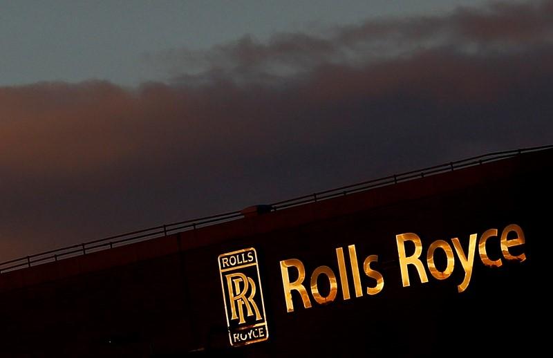 StockBeat: Rolls-Royce's Long, Slow Bounce