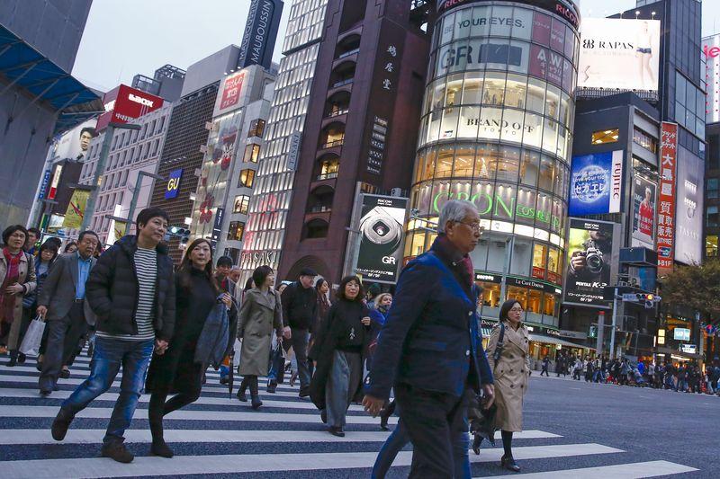 © Reuters.  Tokyo jadi Kota Paling Inovatif Sedunia, Jakarta ke 177