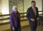 Eyes on Fed and ECB at Jackson Hole economic symposium