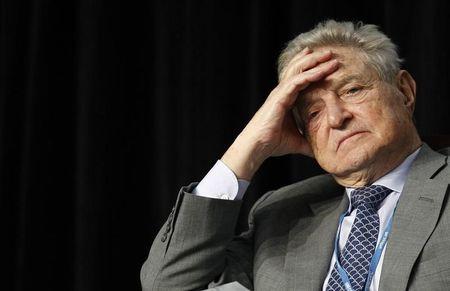 George Soros diz que UE pode não sobreviver à crise do coronavírus
