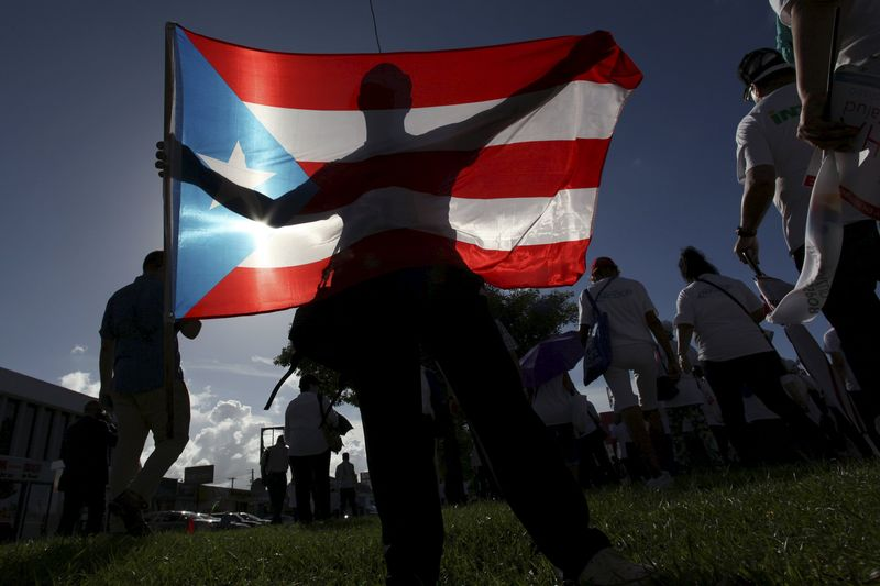 © Reuters.  Puerto Rico's defaulted debt at record low as recovery rate, legal battle weigh