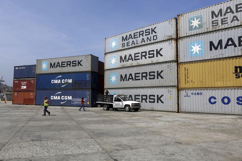 StockBeat: Maersk appelle le haut