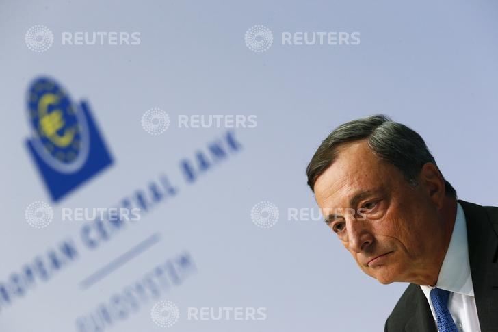 © Reuters.  EL BCE insta a muchos países a prepararse antes de que créditos dudosos suban