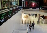 FTSE 100 firmly higher in late morning; Sterling rises on Brexit deal hopes