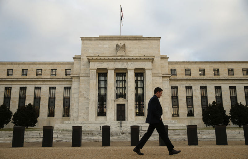 © Reuters. Markets continue to price in December Fed rate hike