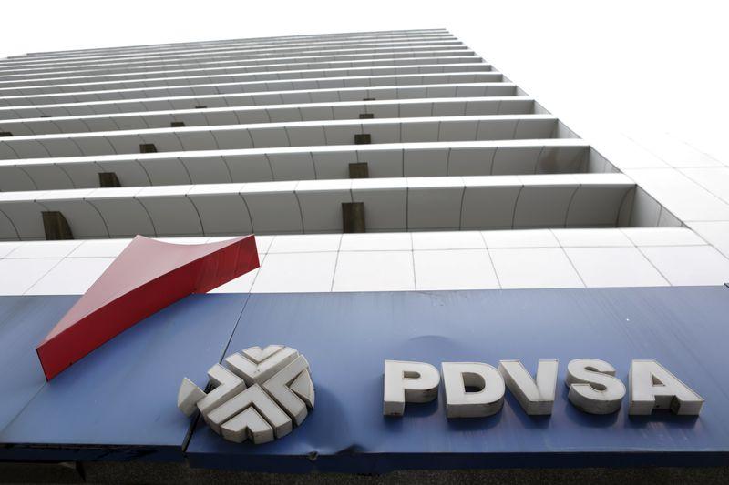 © Reuters.  Banco russo Gazprombank congela contas da petroleira venezuelana PDVSA