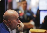Stocks add to losses, bonds catch a bid
