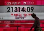 หุ้นเอเชียคงตัว แม้สหรัฐฯ-จีนเริ่มเรียกเก็บภาษี, เกิดเหตุประท้วงในฮ่องกง